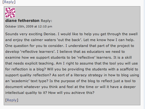 Blog for Educational Collaboration